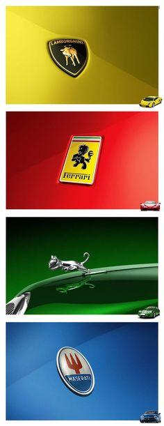 Baby Luxury Car Logos - Funny