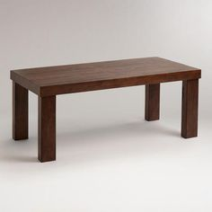 Francine Dining Table via World Market