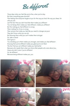 This is a poem written by my 12-year old daughter for her baby brother with special needs.
