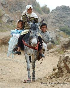 Yemen Children | by Arby's