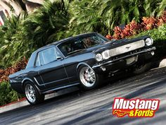 65 mustang coupe - Google Search