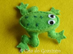 Pints Green Frog