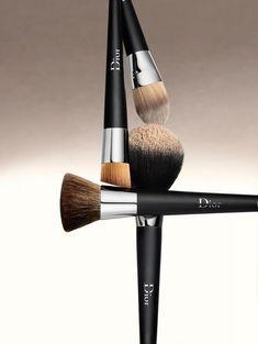 Brochas de Maquillaje Dior: Nueva Colección Diorskin Nude Backstage Brushes