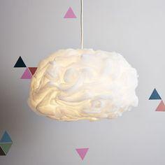 Cloud Light Shade - dreamland nursery