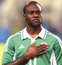 Moses Assures Nigerians of maximum 3 points against egyptEchoing latest football gist