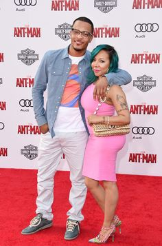 T.I. and Tameka 'Tiny' Cottle-Harris
