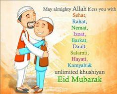 Eid Mubarak Quotes and Pictures 2019