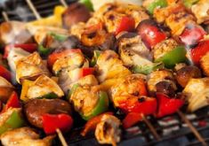 Recipe: Chicken Skewers with Pineapple Sauce - Chicken Skewers with Pineapple Sauce - Gout Recipes, Cooking Recipes, Healthy Recipes, Pasta Sauce Recipes, Chicken Recipes, Recipe Chicken, Ebelskiver Recipe, Low Fat Protein, Vegetable Protein