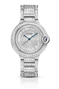 Cartier. Exceptional. Timepiece.