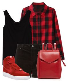"""""""Untitled #1273"""" by directioner-123-ii ❤ liked on Polyvore featuring Zara, NIKE, Loeffler Randall and FFfatifashion"""
