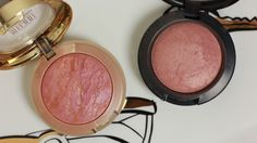 MAC Warm Soul Blusher dupe - the Milani Berry Amore Blusher