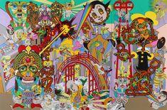 Japanese Pop Art by Keiichi Tanaami - Socialphy