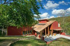 Casa de mortero retro http://ventacasasdemadera.com/2014/03/21/casa-de-mortero-en-el-bosque/   #madrid #casademadera #madera #casaspersonalizadas #ventacasasdemadera