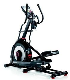 Confidence Fitness Elliptical Twist Step with bras poles