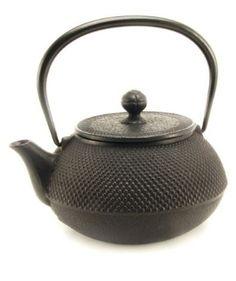 Teavana Iron Tea Pot
