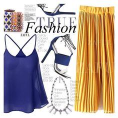 """True Fashion"" by pokadoll ❤ liked on Polyvore"