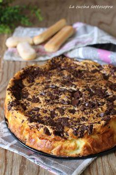 My Recipes, Italian Recipes, Sweet Recipes, Cake Recipes, Dessert Recipes, Cooking Recipes, Light Desserts, Lemon Desserts, Delicious Desserts