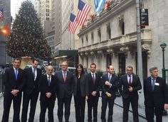 Kountoura Attends 'Greek Day at the NYSE', Talks Tourism in New York
