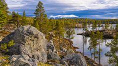 Femundsmarka Norway, Landscapes, Mountains, Nature, Travel, Paisajes, Scenery, Naturaleza, Viajes