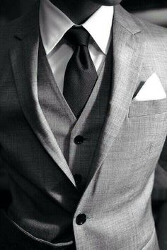 Love this suit in Heather.