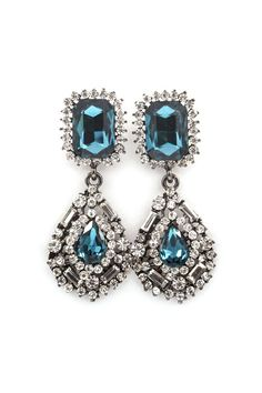 something blue crystal earrings! love these for the bride or to wear with jeans and a tee to jazz up a casual look! http://emmastine.hardpin.com/tracker/c.php?m=HardPin&u=type359&url=http://www.emmastine.com/Pages/ESL-Product-Details.php?pid=13702&nav=2&page=a&campaign=type359&medium=HardPin&source=Pinterest&nav1=HSESL&cid=888