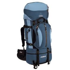Asolo Women's Encounter Elle 50-Liter Specific Backpack        This pack has gone abroad with me several times and it's a champ. I can compress it down to carry-on size (at least on the way there!)