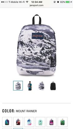 14 Best Back to school backpacks images  80cc5fda8e1a4
