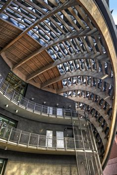 Roof over entrance to Masdar City, the worlds first zero-carbon and zero-emission city, in Abu Dhabi.