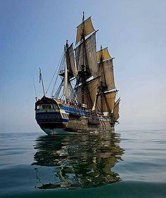 belo veleiro...