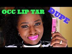 OCC LIP TAR DUPE: JCAT BEAUTY WONDER LIP PAINT REVIEW