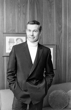 On this day in 1925, Johnny Carson was born.    Happy birthday, Johnny. See related photographs here.
