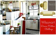 Wilsonart Dream Kitchen Blogger Challenge