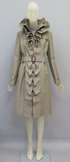 Dutch Trench coat  Viktor and Rolf
