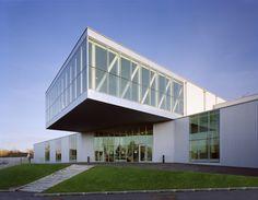 Centro Cultural Pontault Combault  / Archi5