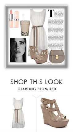 """Untitled #304"" by iva-hrgic98 ❤ liked on Polyvore featuring Chloé"
