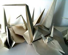 origami Tsuru family  www.filipapaisrodrigues.com