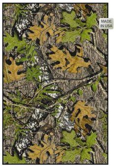 Mossy Oak Area Rug