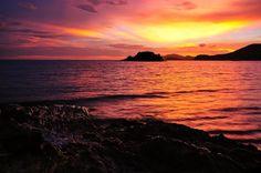 Light From The Heaven - Location : Sattahip district, Chonburi province, Thailand