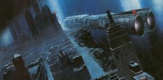 Okie City, Trading Contact by John Harris.
