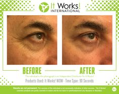 Wondering how to WOW? Check out this video! It Works! WOW instantly and temporarily reducing the appearance of fine lines and wrinkles. We dare you not to say WOW! http://magic-bodywrap.itworksca.com/shop/