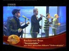2007 11 23   Backstreet Boys   Guinness World Records Show Germany   Inc...