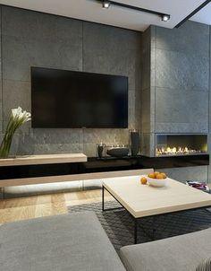 Дизайн пентхауса выполнен в современном стиле. Панорамные окна объединяют интерьер с экстерьером. С просторной кухни - гостиной осуществляется выход на террасу. На террасе организована большая зона отдыха для просмотра tv, также два лежака и небольшая ман… More