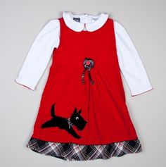 2Fer Jumper with Scotty Dog - Great Deals For Girls Under $20 - Events