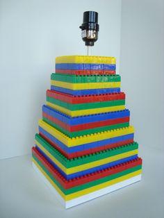 Lego Lamp.