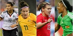 #Germany. #Australia. #Canada. #Zimbabwe. The Women's Game previews Group F.