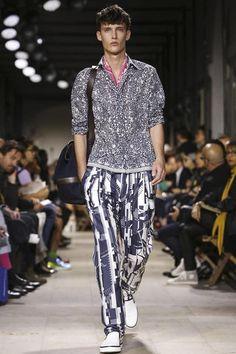 Hermes Menswear Spring Summer 2015 Paris