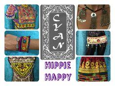 Cinturones, collares, faldas, pulseras, brazaletes... todo ello de la mano de Hippie Happy. Complementos llenos de color, muy étnicos y grandes diseños que harán que vuestro look sobresalga. Si estás interesada estate atenta a nuestro perfil, coméntanos por privado que es lo que te gusta y hablamos.#modamujer #Cyan #faldas #falda #étnico  #hindú #India #Pakistán #HippieHappy #exclusiva #pulseras #brazaletes #artesanía #collares #cinturones