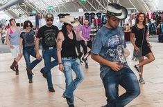 These 10 country music line dance songs from singers such as Alan Jackson and Bill Ray Cyrus are guaranteed to get the crowd moving on the dance floor. Country Dance Songs, Country Swing Dance, Line Dance Songs, Country Line Dancing, Dance Music, Country Music, Line Dances, Dance Songs Party, Country Dance Lessons