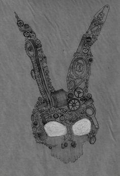 donnie darko steampunk, via Flickr