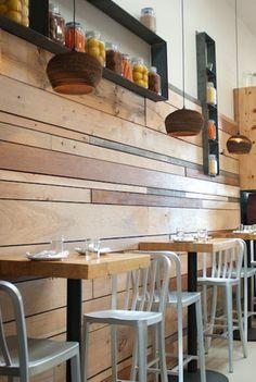 Kaper Design; Restaurant & Hospitality Design: Star Belly